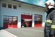 <h5>Portes industrielles</h5><p>Exemple de portes industrielles que nous réalisons sur demande</p>