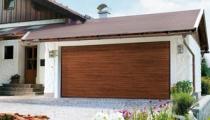 <h5>Porte de garage</h5><p>Exemple de porte de garage que nous réalisons sur demande</p>