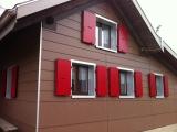 <h5>Volets aluminium</h5><p>Cette installation a été réalisée par nos soins</p>