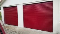 <h5>Portes de garage</h5><p>Cette installation a été réalisée par nos soins</p>
